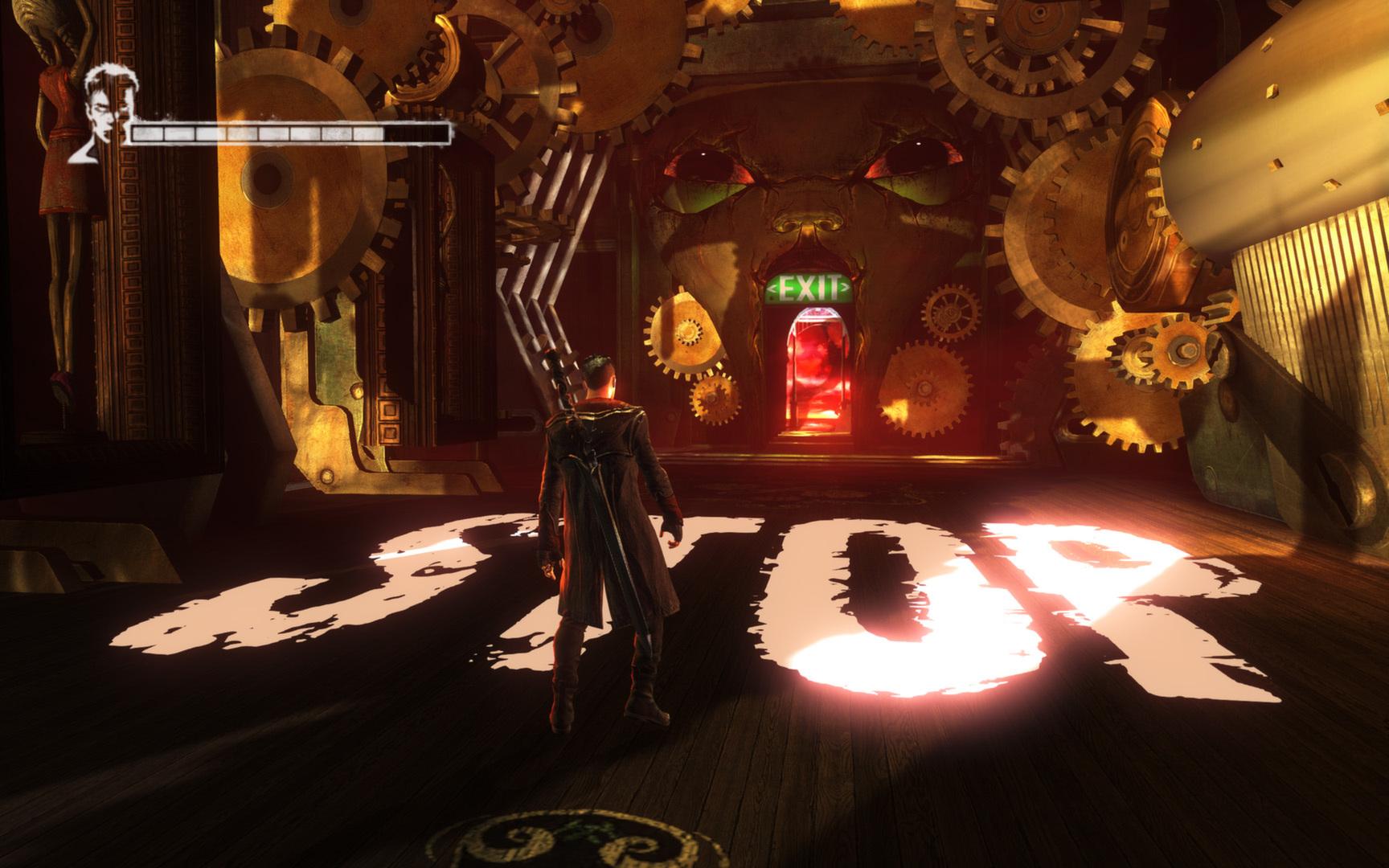 《地狱之刃》开发商Steam特惠 《鬼泣DMC》限时折扣