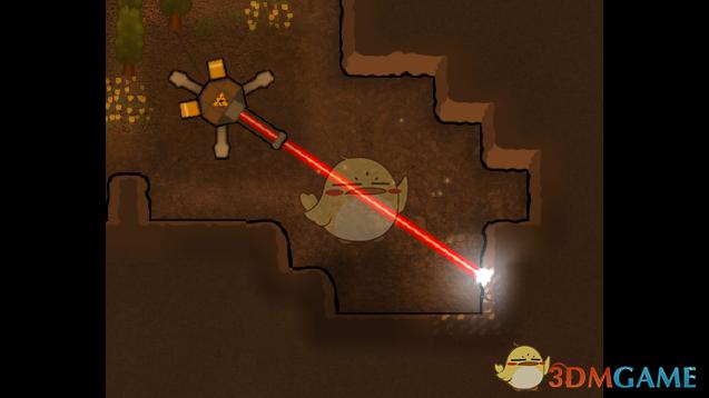 《边缘世界》挖掘炮塔v1.0 MOD