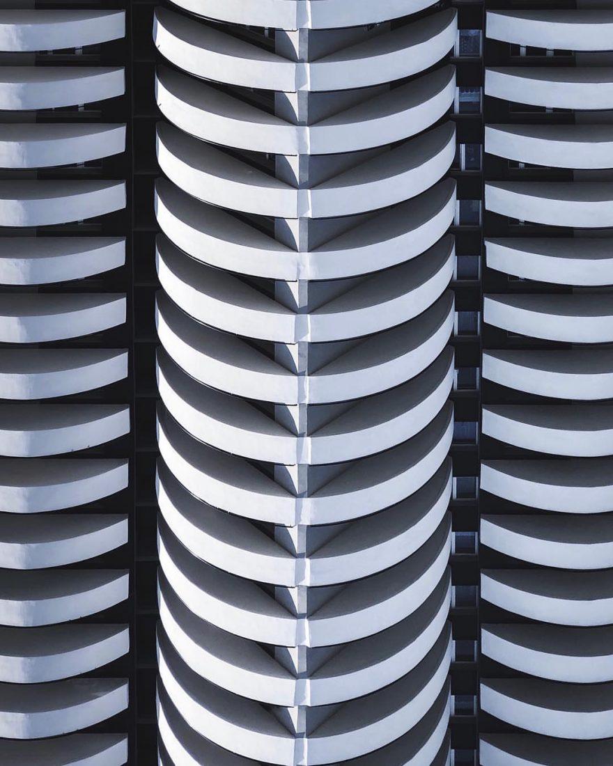 摄影是一门减法 极简风格的建筑摄影