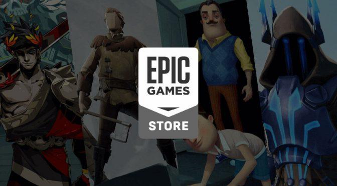 Epic将在今年E3上公布更多独占游戏