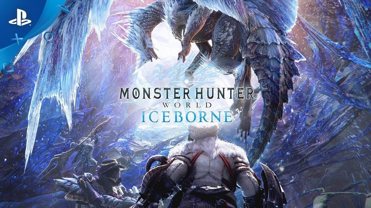 《怪物猎人世界:冰原》杂志新情报 更多新要素介绍