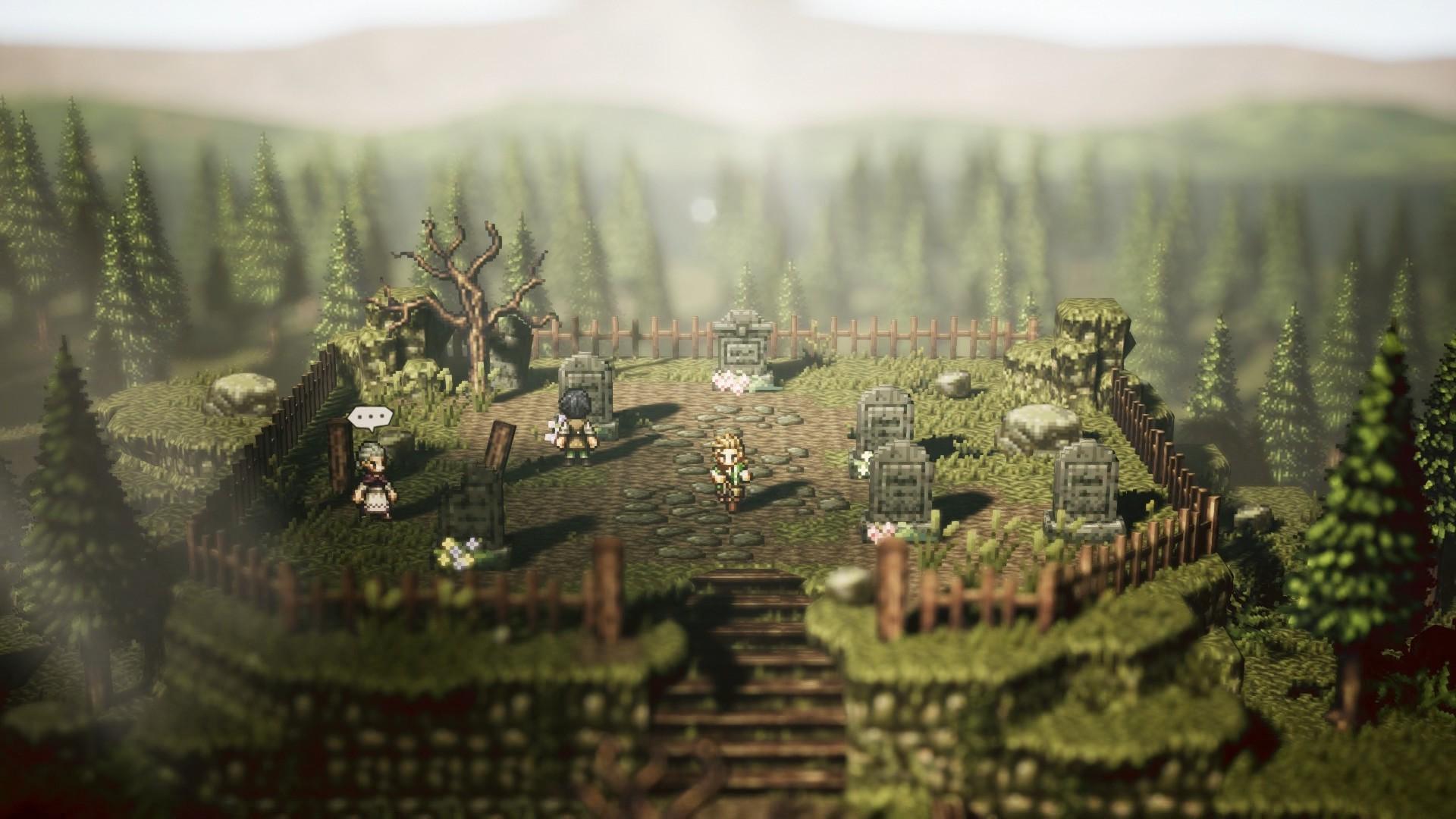 《歧路旅人》 PC版配置需求公布 国区售价402元真贵
