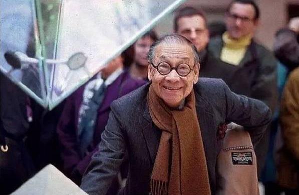 曾参与卢浮宫项目 华裔建筑大师贝聿铭去世 享年102岁