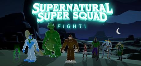 《超自然战斗小队》英文免安装版
