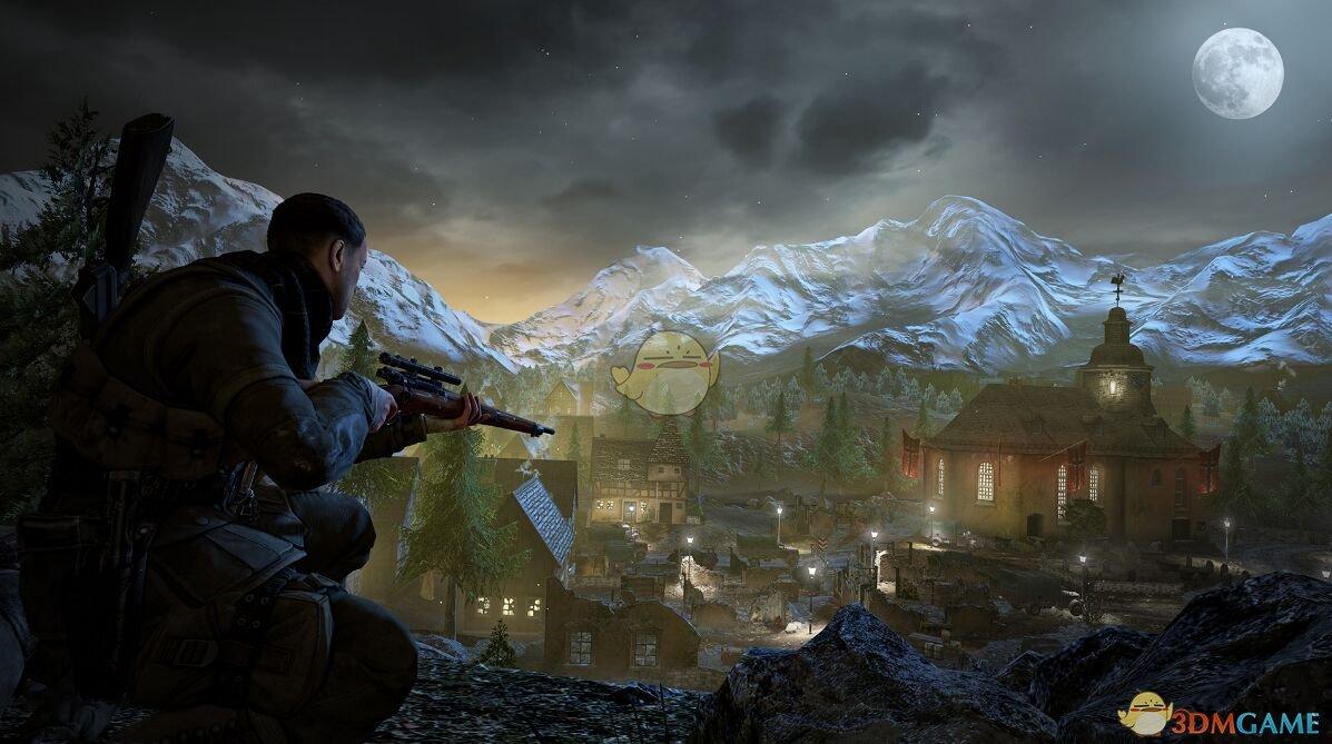 《狙击精英V2重制版》第二章任务攻略