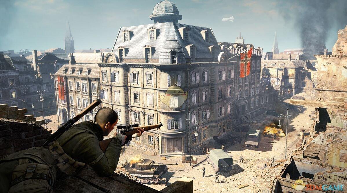 《狙击精英V2重制版》第八章任务攻略