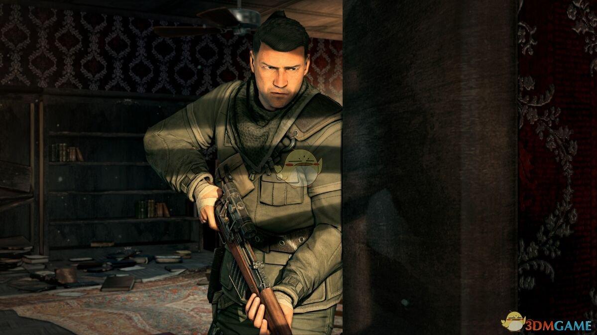 《狙击精英V2重制版》第九章任务攻略