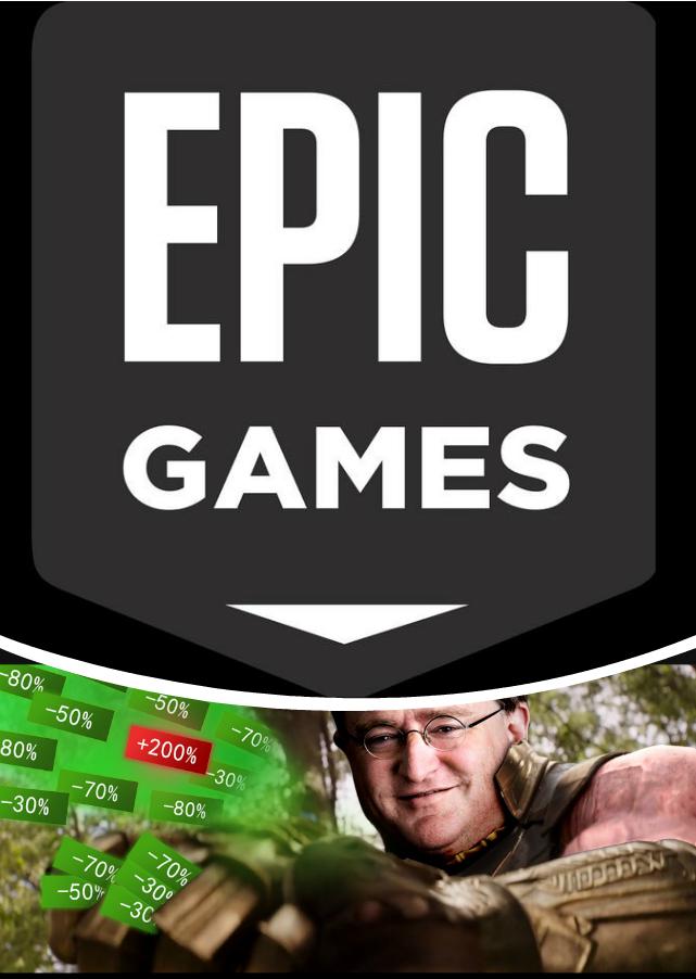 有了国区定价的Epic游戏商城,你香还是不香?