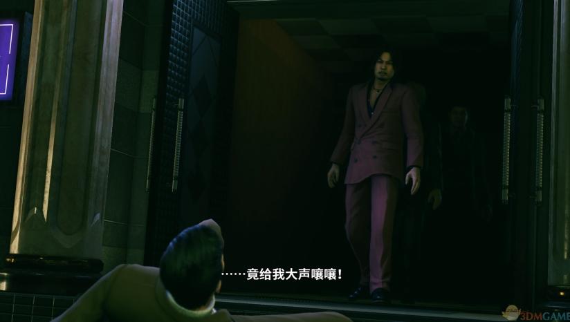 3DM制作《如龙:极2》完整汉化下载 桐生一马4K呈现