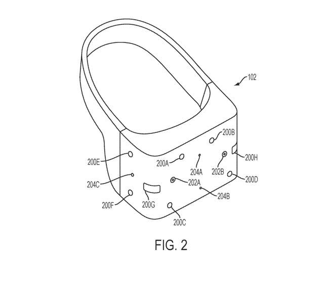 索尼专利文档:PSVR可能将会解决VR技术最大限制