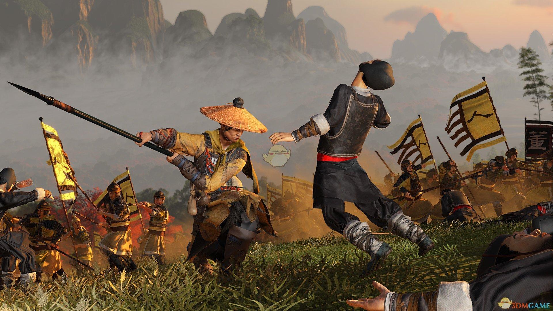 《全面战争:三国》官方游戏DLC计划分享