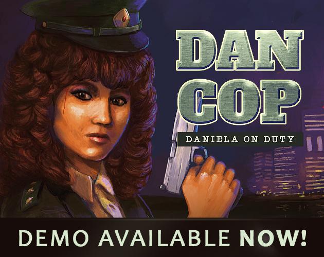 《丹妮拉值班》英文免安装版