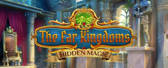 《遥远王国:隐藏的魔法》英文免安装版
