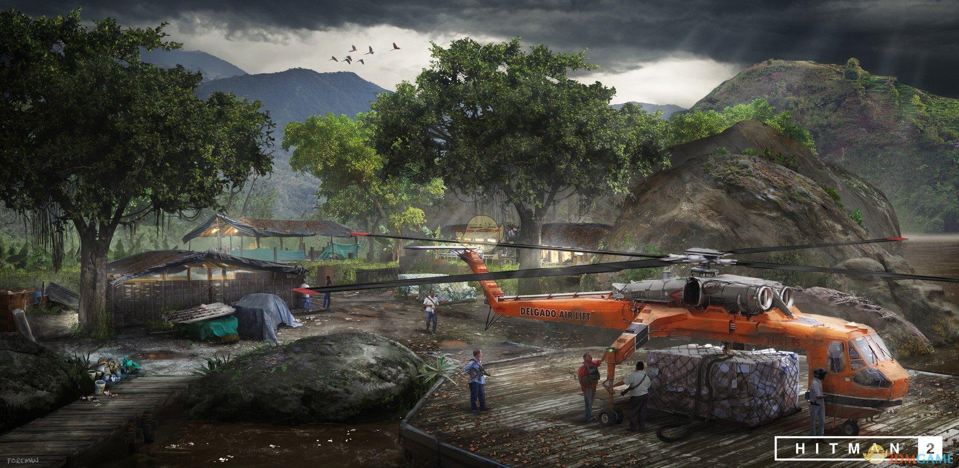 《杀手2》1代传承版互动物件指南