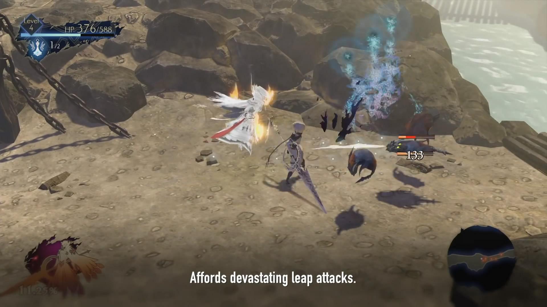 ARPG新作《鬼哭邦》新视频 游戏将于8月22日发售