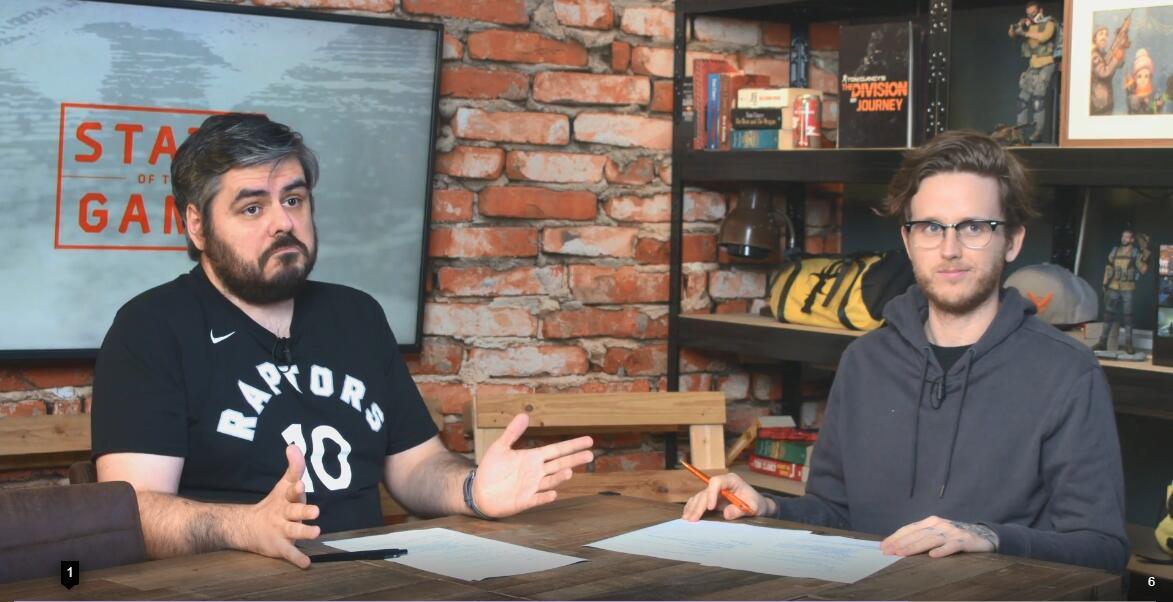 育碧回应《全境2》副本难度 能简化但是现在没计划