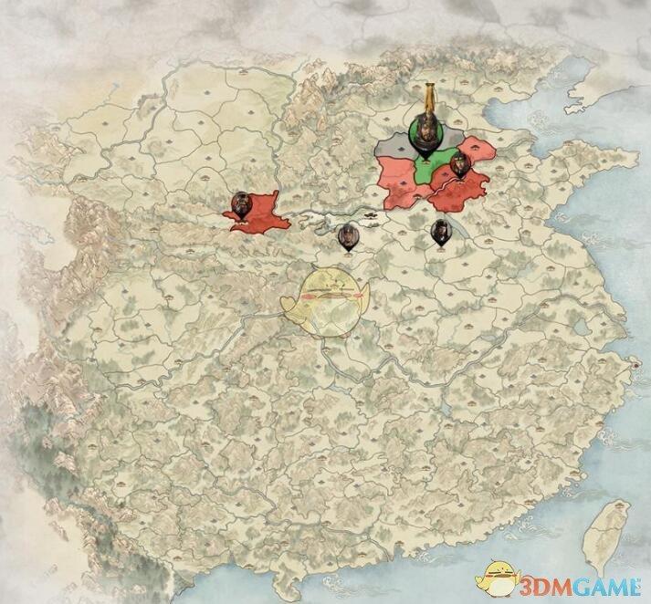 《全面战争:三国》袁绍势力特性及玩法风格介绍