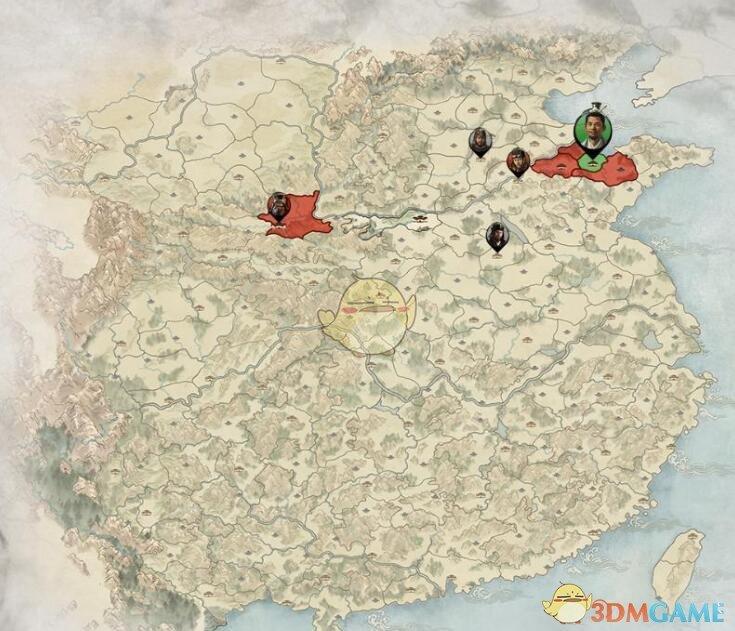 《全面战争:三国》孔融势力特性及玩法风格介绍