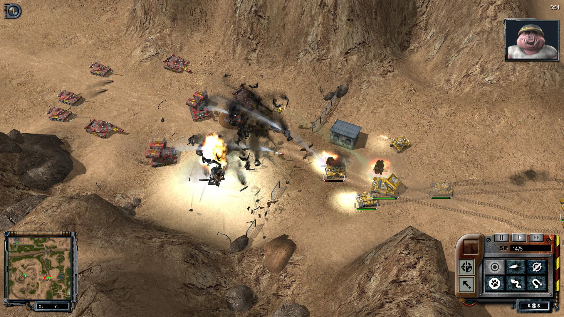 《猪兔大战HD重制版》现已发售 Steam首发促销仅售31元