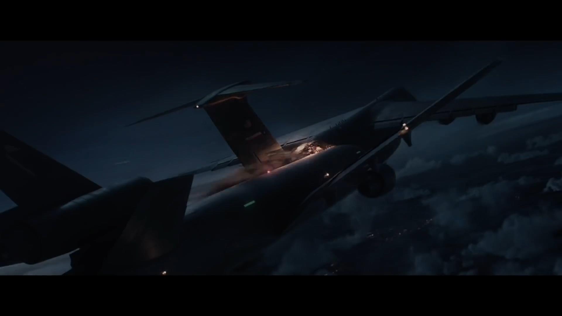 《完结者:黑黑命运》始曝中文预告 液态金属完结者登场