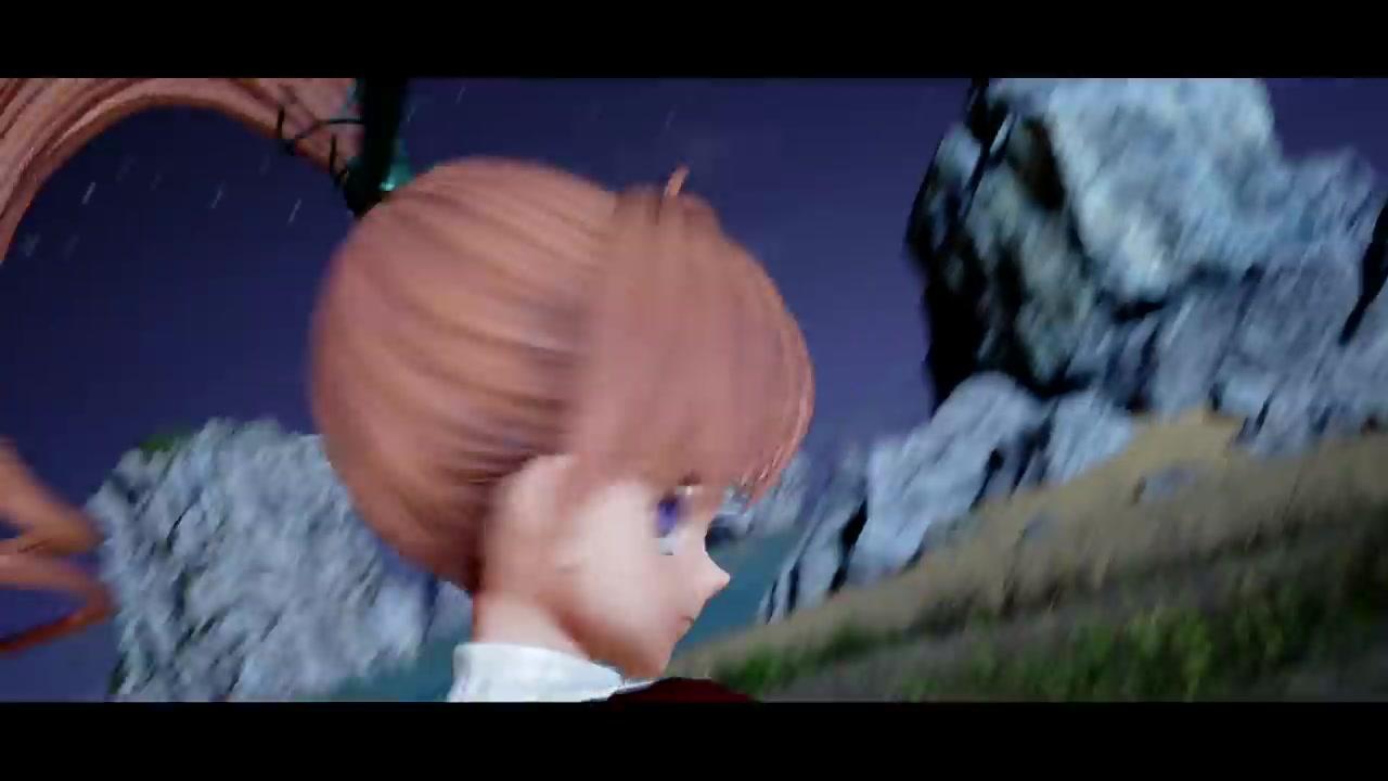《Jump大乱斗》DLC角色比司吉酷露佳预告片展示