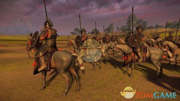 《全面战争:三国》骑兵使用心得分享