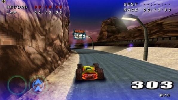《GRIP:战斗赛车》评测:致敬经典的3D硬核赛车游戏