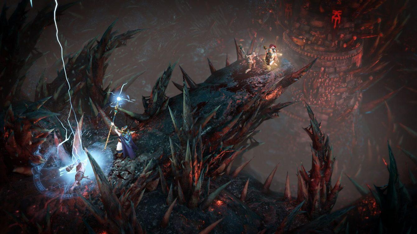 动作类新品《战锤:混沌祸根》发布全新剧情宣传片