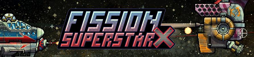 《裂变巨星X》英文免安装版