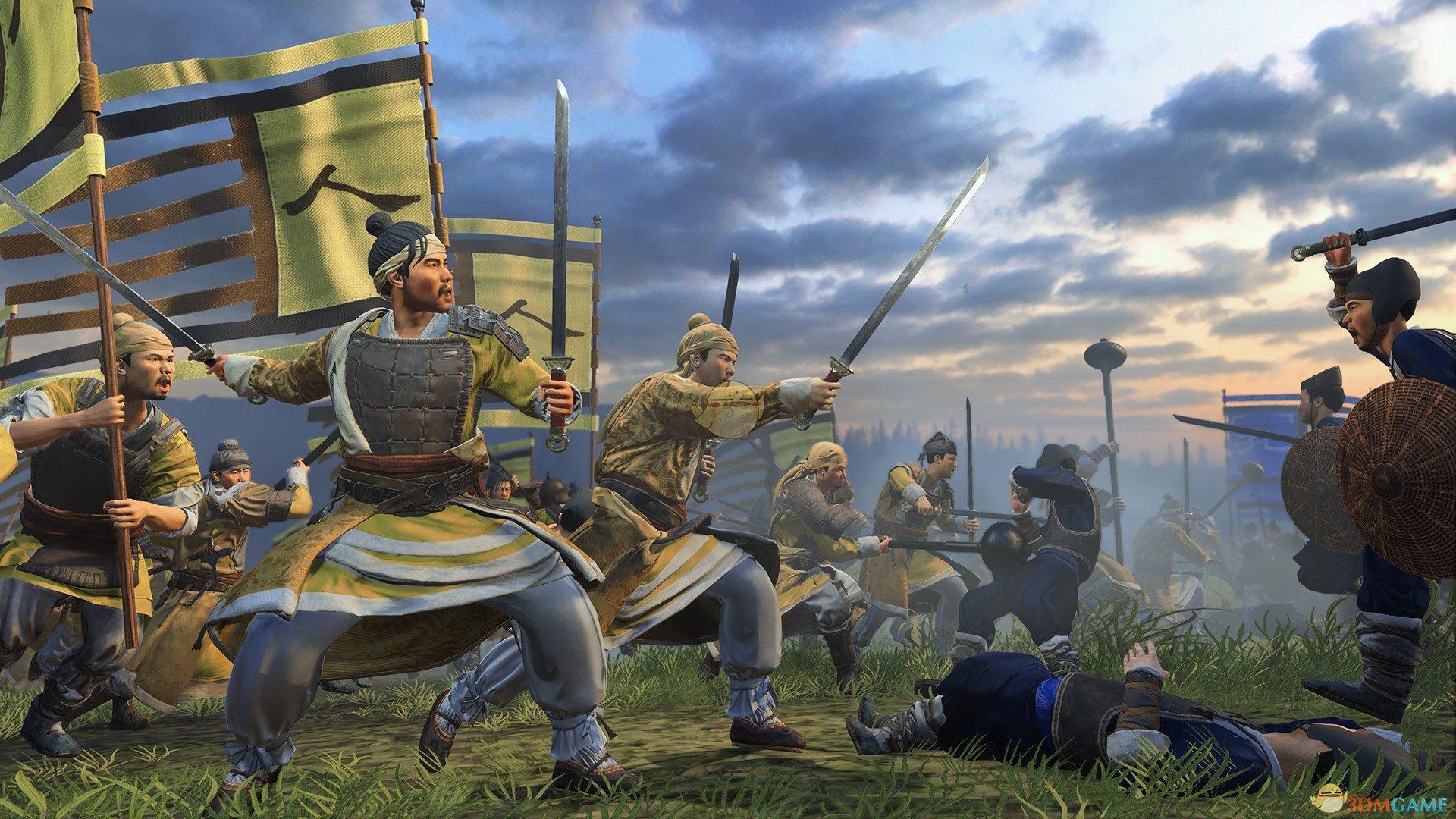 《全面戰爭:三國》終極邪道玩法資本流玩法分享