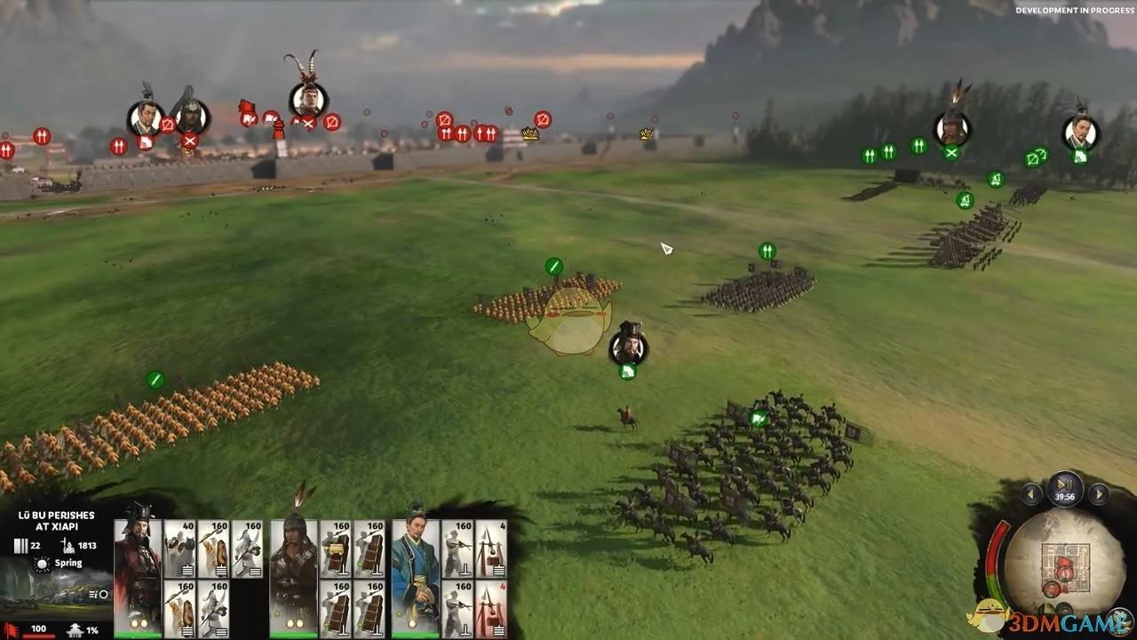 《全面战争:三国》骑兵反复冲锋操作方法分享