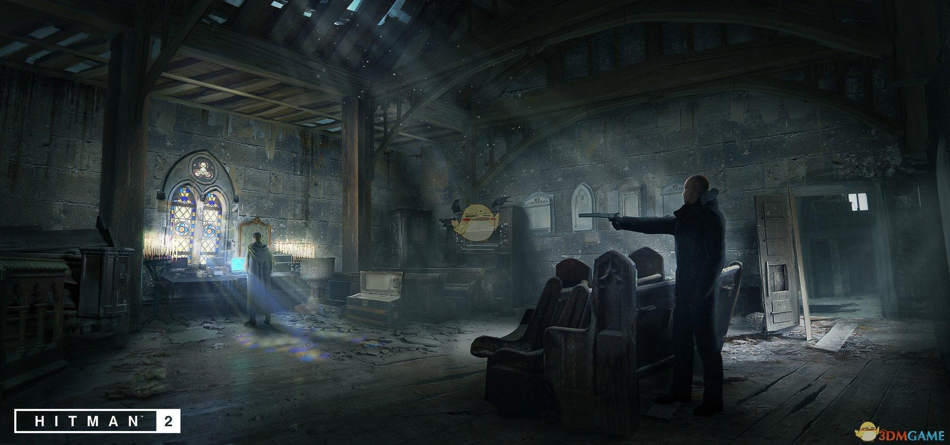 《杀手2》 悠闲之旅奖杯攻略