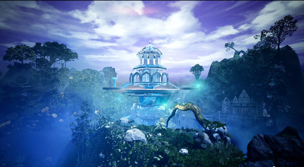<b>《灵之秘境:异象残影》正式登陆Steam 黑暗童话风格ACT</b>