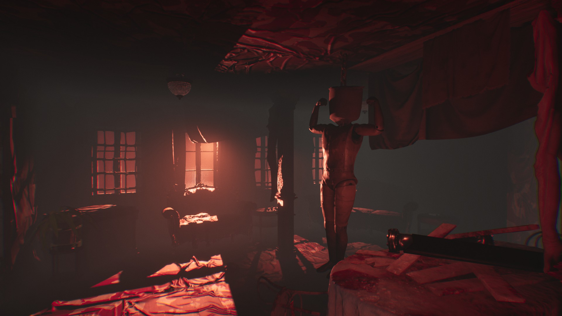 """《层层恐惧2》评测:这次真是""""层层""""恐惧了"""