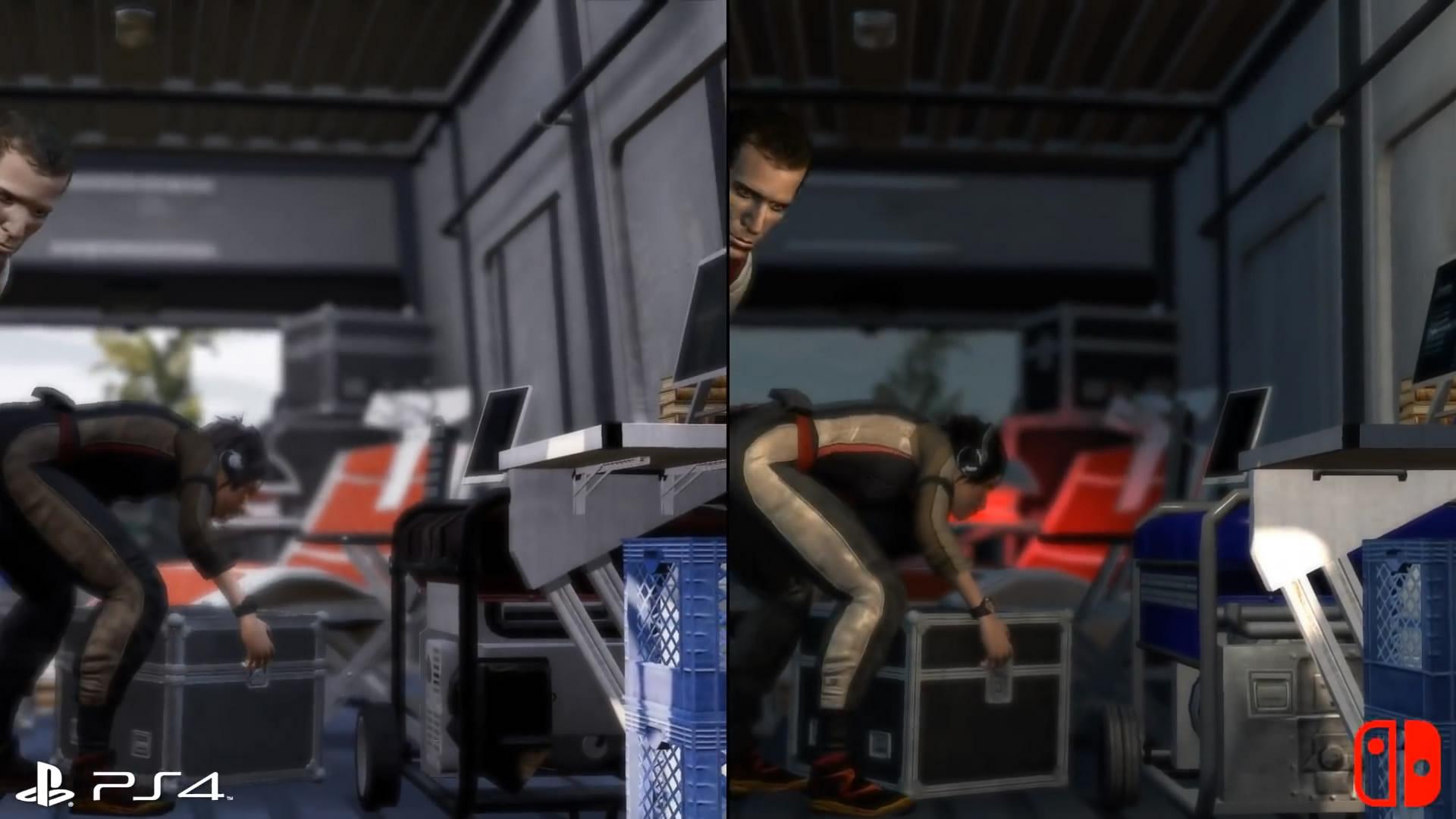 《刺客信条3:重制版》NS版与其他版本对比 差距很大