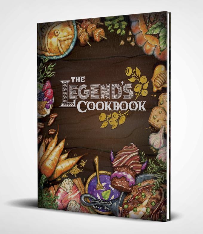 马赛克警告! 以《塞尔达传说》为灵感原型的料理书众筹成功