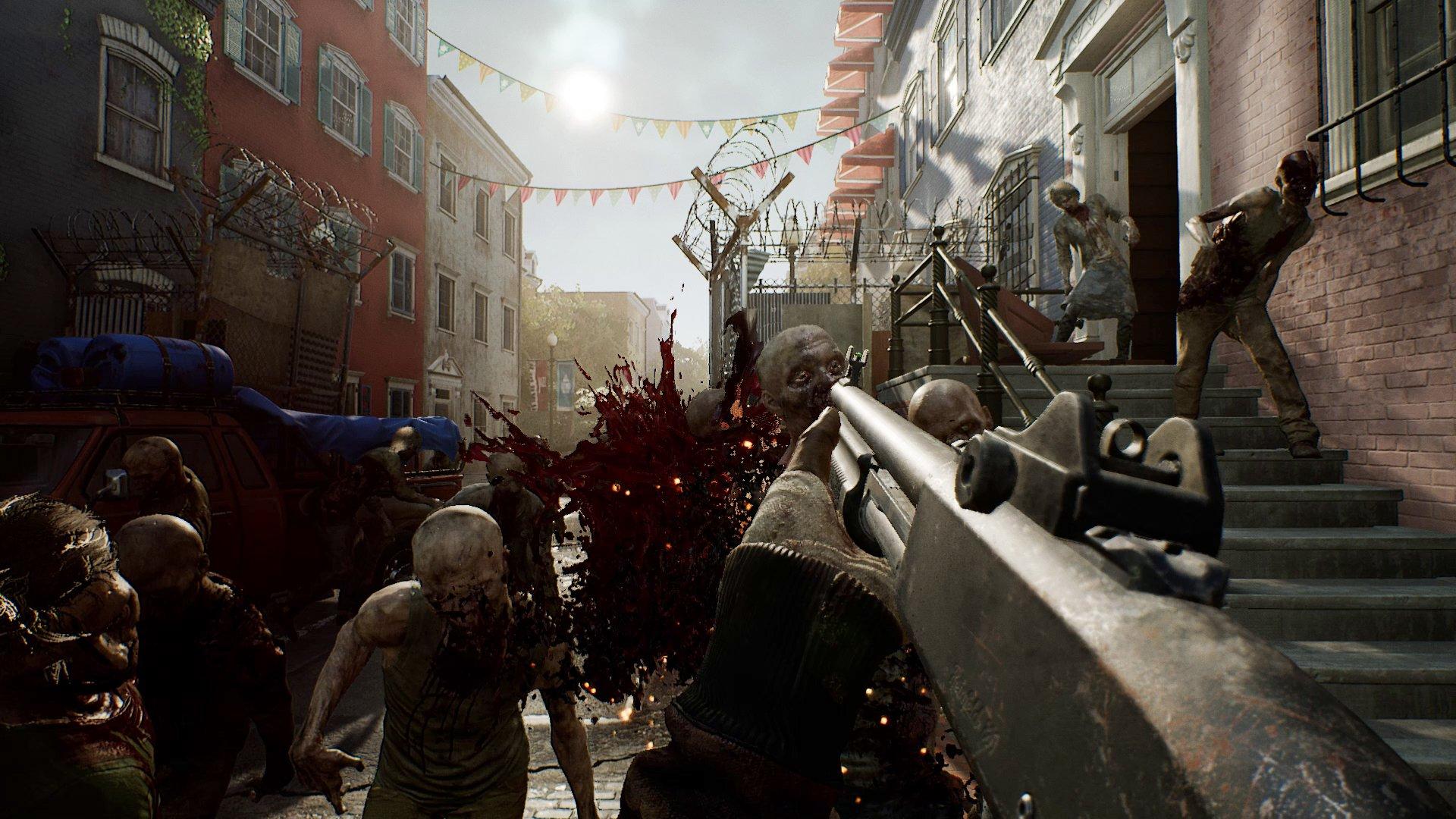《超杀:行尸走肉》PS4版中止发售 游戏已经凉透了