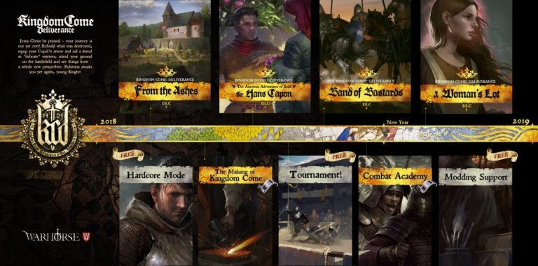 《天国:拯救》开发商访谈 特蕾莎与多位角色进行互动