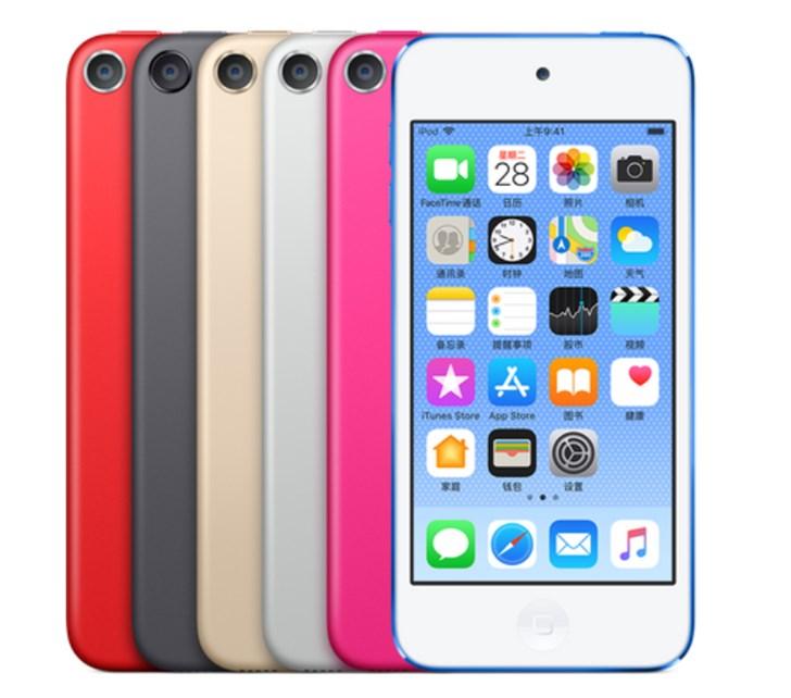 苹果推出新款iPod Touch 售价1599元起