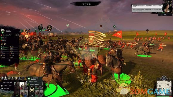 《全面战争:三国》新手兵种使用搭配指南