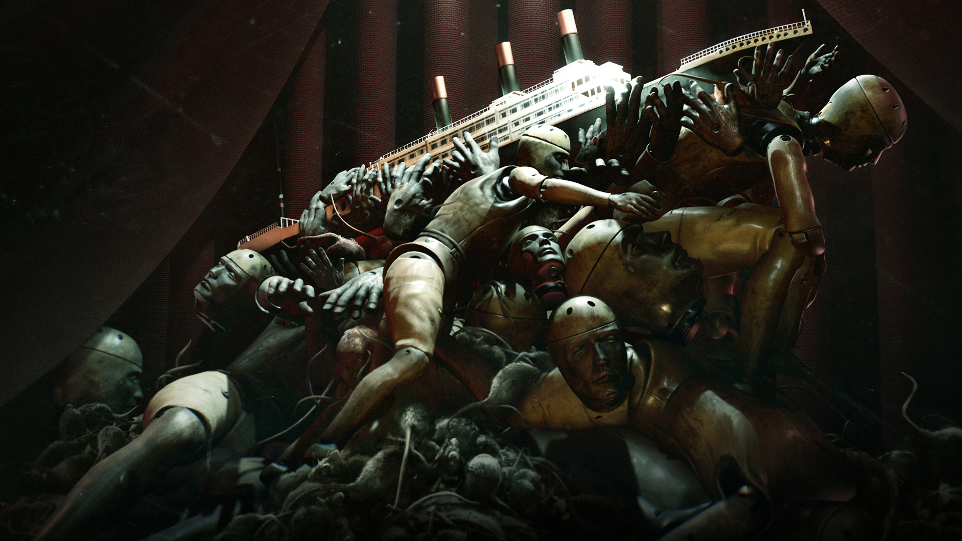 《层层恐惧2》Steam特别好评 玩家呼吁加入中文