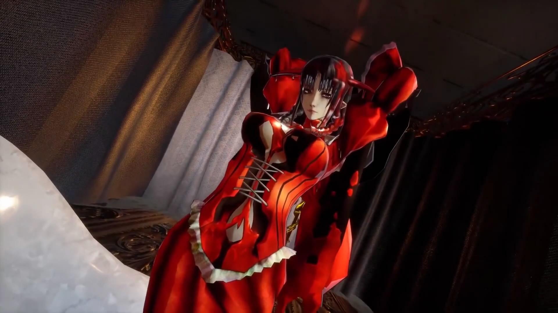 《血污:夜之仪式》繁中预告片 美女勇闯恶魔城堡