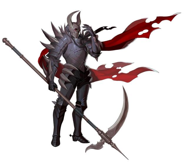 神秘霸气!《火焰纹章:风花雪月》新角色死神骑士&炎帝公布