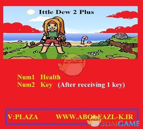 《食人女孩2》v1.10无限生命钥匙修改器[Abolfazl]
