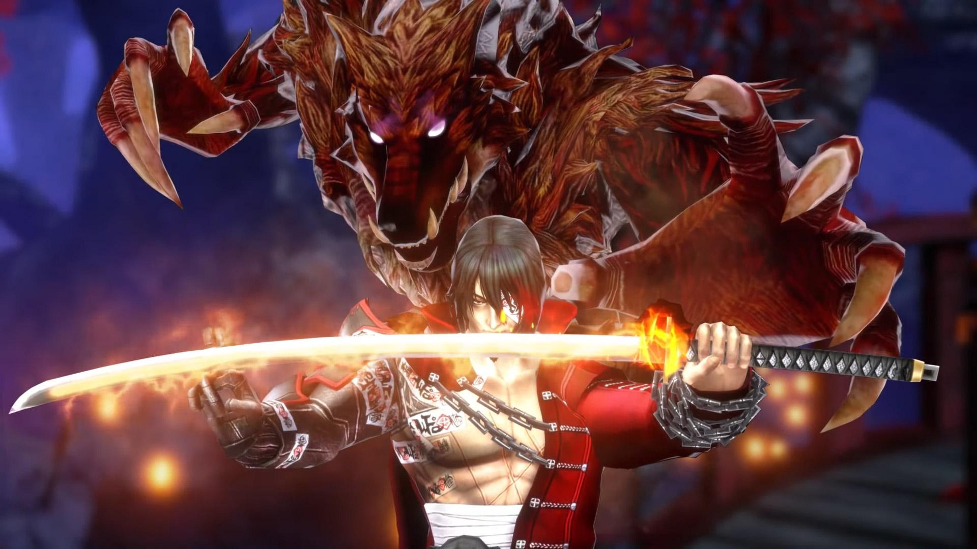 《血污:夜之仪式》首日DLC预告 霸气帅哥斩杀恶魔