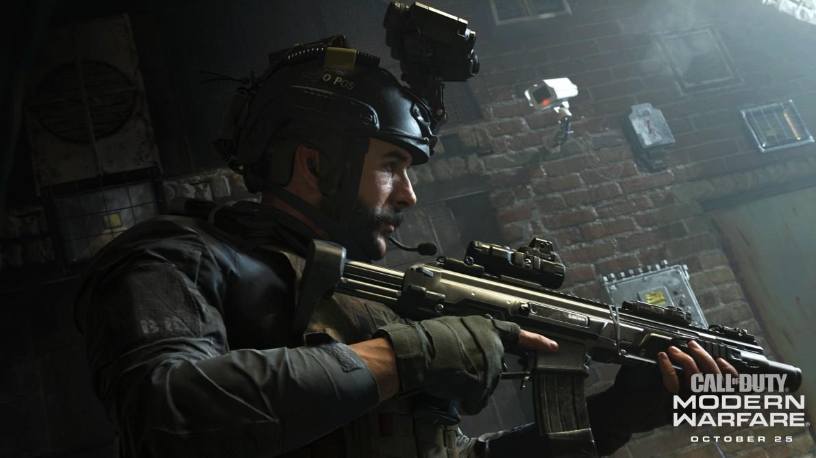 《使命召唤16》战役任务曝光 残酷而又真实的战争局面