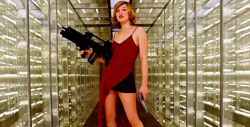 为何《生化危机》电影主角爱丽丝从未出现在游戏中