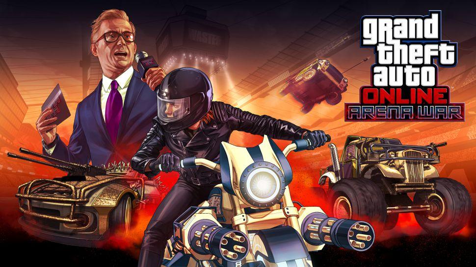Steam一周销量排行榜 GTA5第1 《侠盗猎车5》 第3