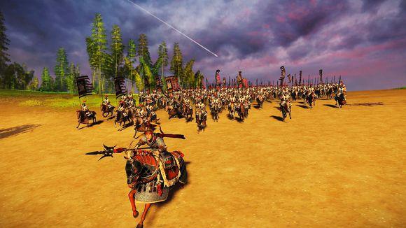 《全面战争:三国》金色护甲归类大全