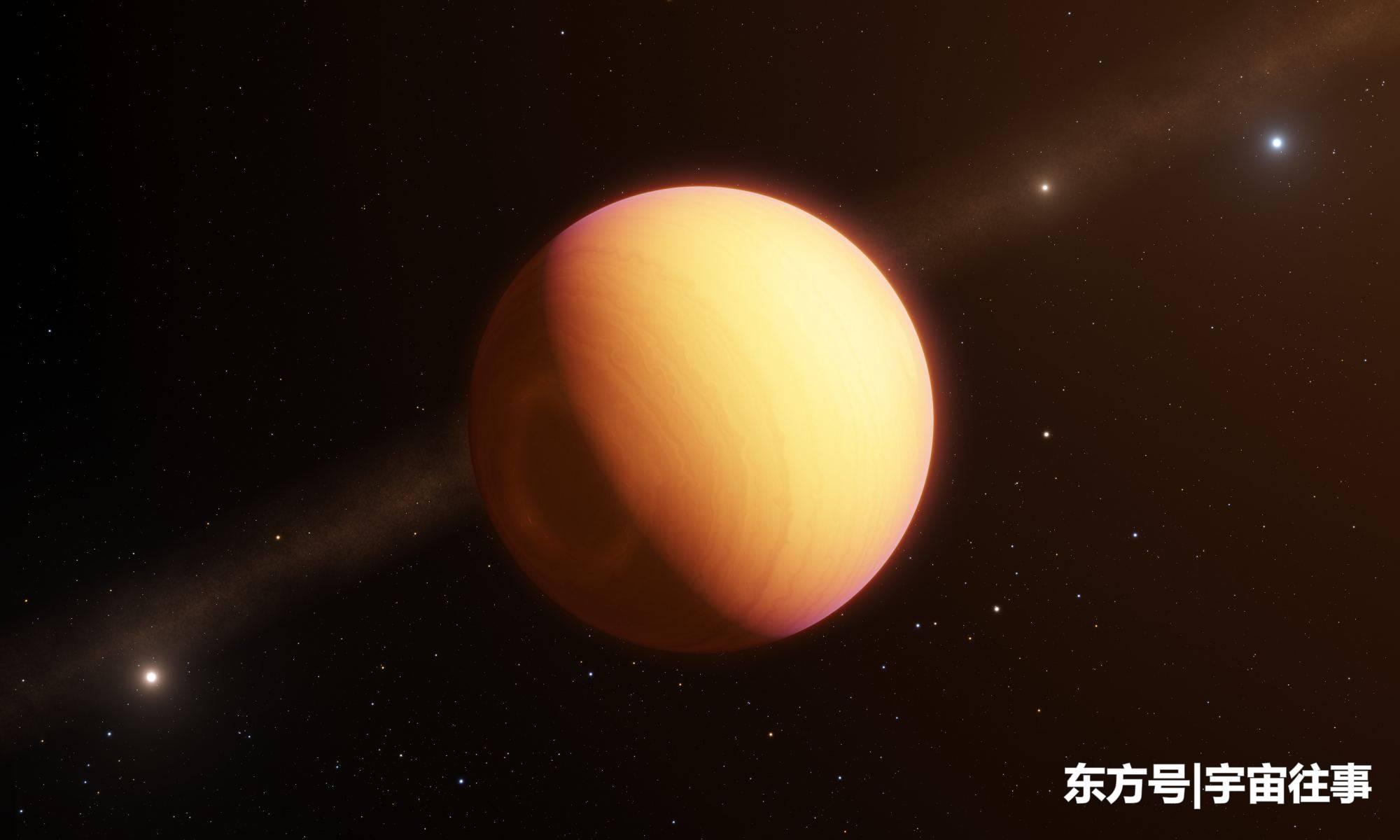 一年仅1.3天!天文学家发现一颗不该存在的行星